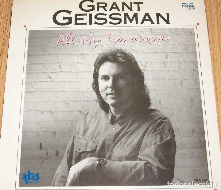 DISCOS (GRANT GEISSMAN) (Música - Discos - LP Vinilo - Otros estilos)