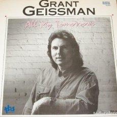 Discos de vinilo: DISCOS (GRANT GEISSMAN). Lote 102932347