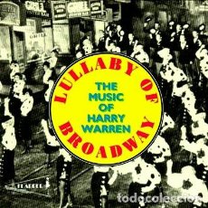 Discos de vinilo: WINIFRED SHAW (MUSICAL WOLLYWOOD 1935) (SINGLE UK ENGLAND 1972) - DICK POWELL - LULLABY OF BROADWAY. Lote 102937795