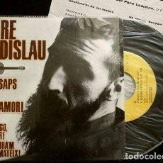 Discos de vinilo: PARE LADISLAU (EP. EDIGSA 1963) (NUEVO) CANÇONS ESPIRITUALS - FOLK - QUE SAPS TU DE L'AMOR - JOIA. Lote 102938959