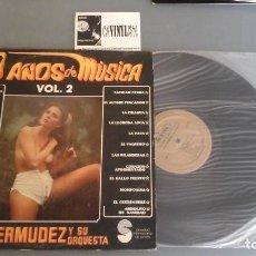 Discos de vinilo: LUCHO BERMUDEZ Y SU ORQUESTA ?– 50 AÑOS DE MUSICA VOL. 2 LP SOCIEDAD INTERNACIONAL DE SONIDO ?. Lote 102945079