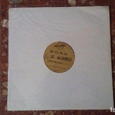 Discos de vinilo: VINILO BOSE - ROCK THE WORLD. HIP HOP, ELECTRO FUNK, OLD SCHOOL, BREAK DANCE.. Lote 102952251