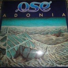 Discos de vinilo: OSE - ADONIA LP - ORIGINAL ESPAÑOL - EGG RECORDS 1978 - MUY NUEVO (5) -. Lote 102965955