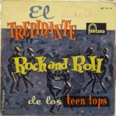 Discos de vinilo: TEEN TOPS. Lote 102951035