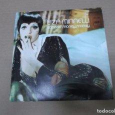 Discos de vinilo: CABARET (MONY MONY) (SN) LIZA MINNELLI AÑO 1973. Lote 102971079