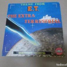 Discos de vinilo: E.T. (SN) DANCEPHONIC ORCHESTRE AÑO 1982 – PROMOCIONAL + HOJA PROMO. Lote 102972959