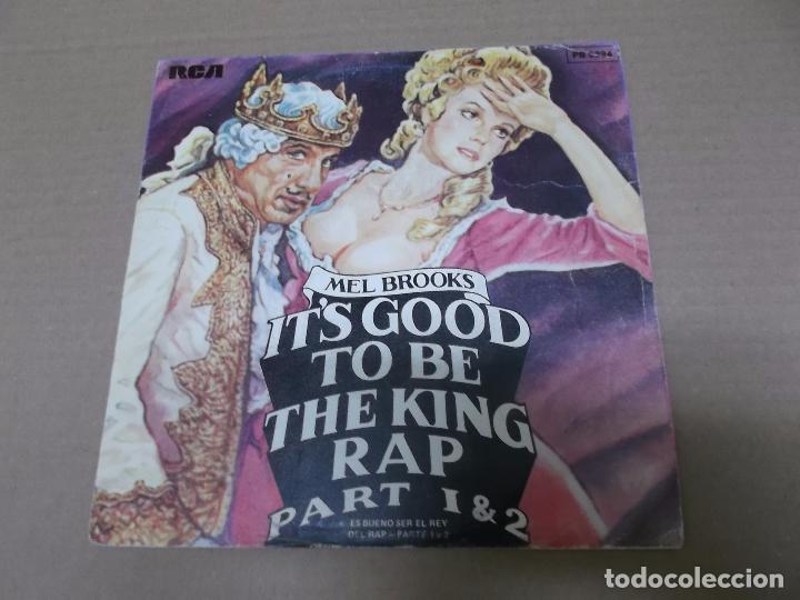 La Loca Historia Del Mundo Sn Mel Brooks It S Good To Be The King Rap Part 1 2 Ano 1981