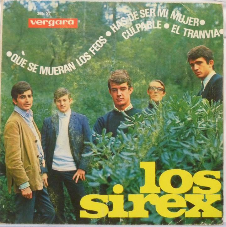 Los Sirex Que Se Mueran Los Feos Kaufen Vinyl Schallplatten Ep