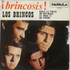 Discos de vinilo: LOS BRINCOS - BRINCOSIS. Lote 102950783