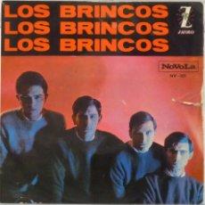Discos de vinilo: LOS BRINCOS - FLAMENCO. Lote 102950787