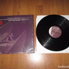 Discos de vinilo: DENNIS THE MENACE & JERRY ROPERO VS FRANCESCO DIAZ - TIME 2 TURN AROUND - MAXI - CASSAGRANDE - IBL . Lote 102976419