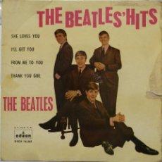 Discos de vinilo: THE BEATLES - SHE LOVES YOU. Lote 102950191