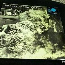 Discos de vinilo: MUSICA LP HEAVY: RAGE AGAINST THE MACHINE PRIMER DISCO VINIYL PRECINTADO JOYA. Lote 102985915