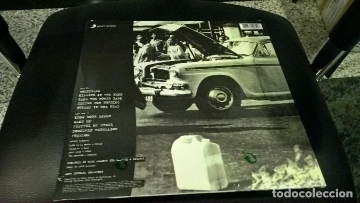 Discos de vinilo: musica lp heavy: rage against the machine primer disco viniyl precintado joya - Foto 3 - 102985915