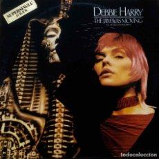 Discos de vinilo: DEBBIE HARRY. ( BLONDIE ). THE JAM WAS MOVING. MAXI SINGLE ESPAÑA 3 TEMAS. Lote 103016823