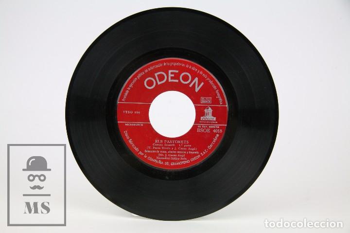Discos de vinilo: Disco EP de Vinilo - Els Pastorets, Cuento Infantil / V.Porta Rosés Y J. Casas Augé - Odeon - Foto 2 - 103019491