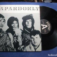 Discos de vinilo: FAPARDOKLY FAPARDOKLY LP UK 1983 PEPETO TOP. Lote 103032527