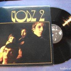 Discos de vinilo: GODZ 2 GODZ 2 LP ITALIA 1998 PEPETO TOP . Lote 103034911