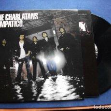 Discos de vinilo: THE CHARLATANS SIMPATICO LP UK 2006 PEPETO TOP . Lote 103042347