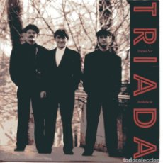 Discos de vinilo: TRIADA SUR / DEJALA / FANTASIA (SINGLE 1991). Lote 103058023