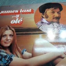 Discos de vinilo: LP DOBLE JAMES LAST Y OLE 1972. Lote 103065992