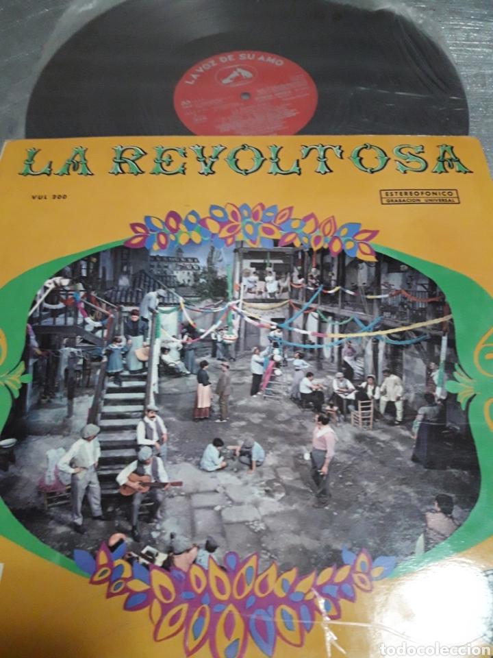 LP LA REVOLTOSA DE EMI 1968 (Música - Discos - LP Vinilo - Clásica, Ópera, Zarzuela y Marchas)