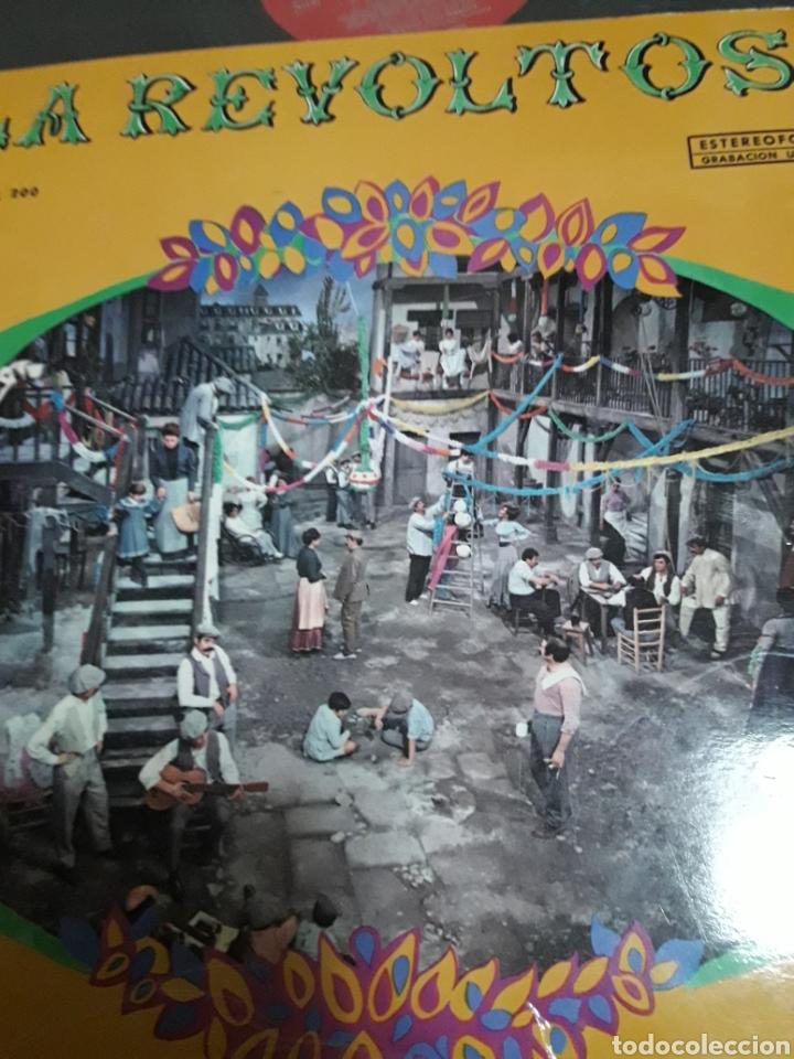 Discos de vinilo: LP La Revoltosa de EMI 1968 - Foto 2 - 103070243