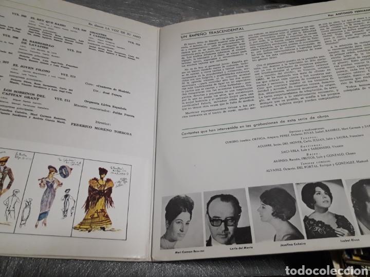 Discos de vinilo: LP La Revoltosa de EMI 1968 - Foto 4 - 103070243