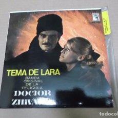 Discos de vinilo: DOCTOR ZHIVAGO (EP) MAURICE JARRE AÑO 1966. Lote 103079415