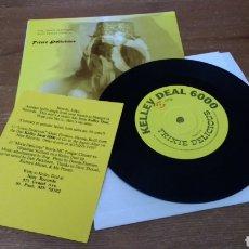 Discos de vinilo: KELLEY DEAL (THE BREEDERS) 6000 -TRIXIE DELICIUS-. Lote 103085354
