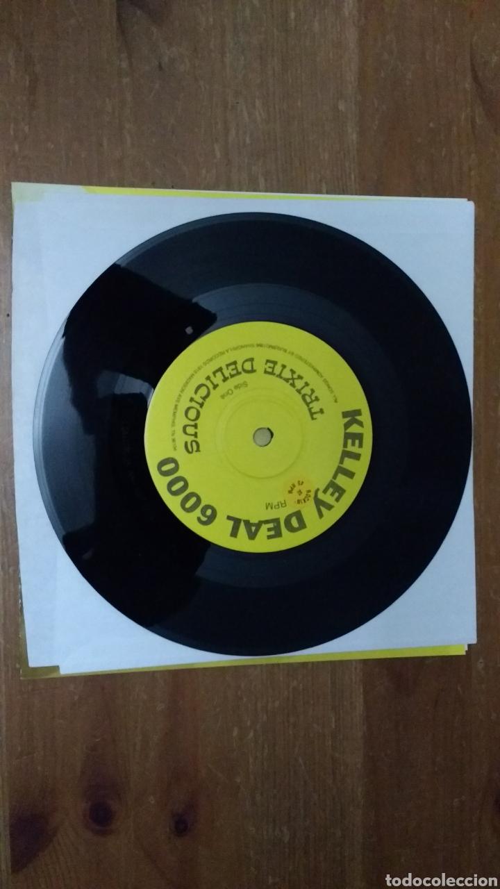 Discos de vinilo: Kelley Deal (The Breeders) 6000 -Trixie Delicius- - Foto 3 - 103085354