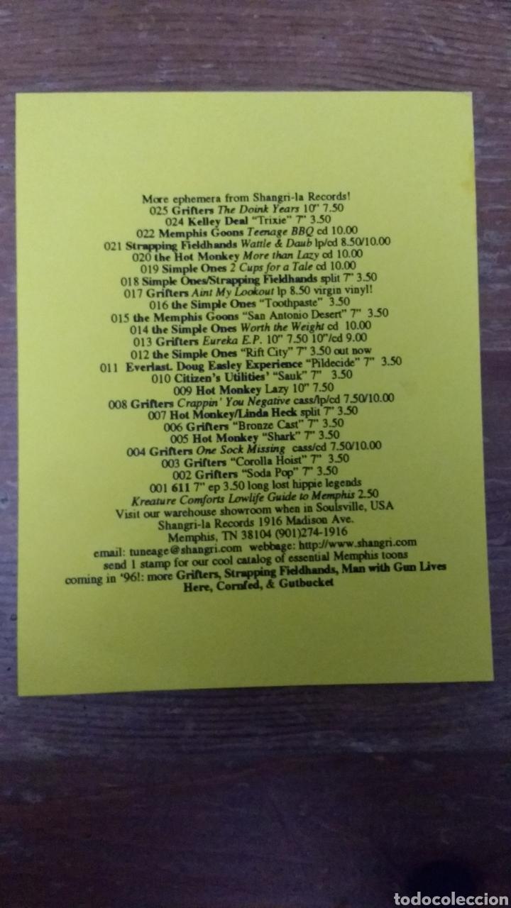 Discos de vinilo: Kelley Deal (The Breeders) 6000 -Trixie Delicius- - Foto 5 - 103085354