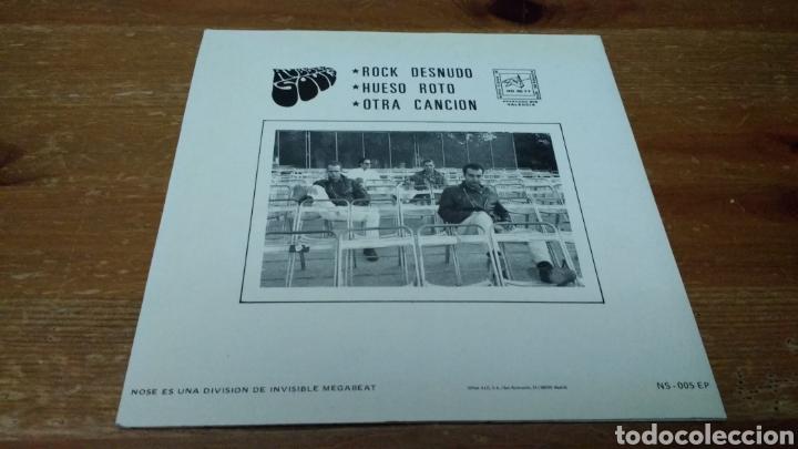 Discos de vinilo: Rubber Soul-Rock desnudo/Hueso roto/Otra Canción- - Foto 2 - 103085900