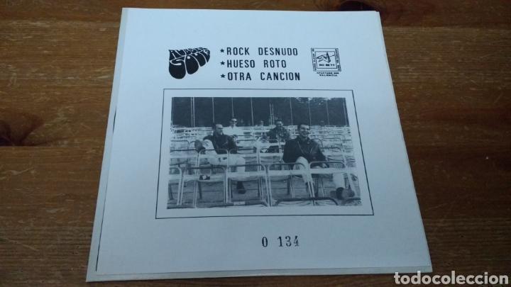 Discos de vinilo: Rubber Soul-Rock desnudo/Hueso roto/Otra Canción- - Foto 6 - 103085900