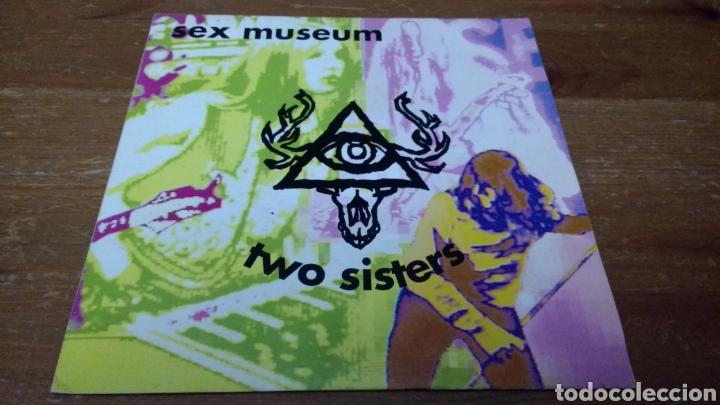 SEX MUSEUM -TWO SISTER- PROMOCIONAL (Música - Discos - Singles Vinilo - Grupos Españoles de los 90 a la actualidad)