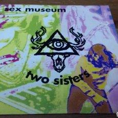 Discos de vinilo: SEX MUSEUM -TWO SISTER- PROMOCIONAL. Lote 103086162