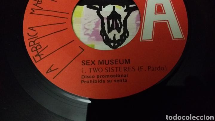 Discos de vinilo: Sex Museum -Two Sister- promocional - Foto 3 - 103086162