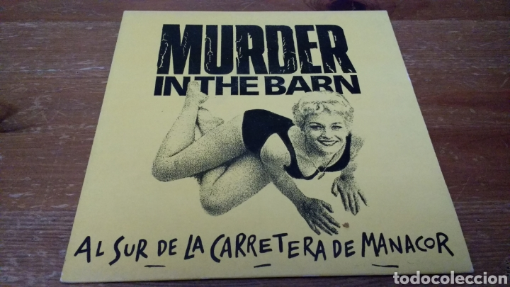 Discos de vinilo: Murder in The Barn-Al sur de la carretera de Manacor- - Foto 1 - 103086948
