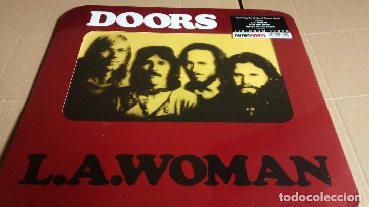 sin abrir) the doors - l a  woman- 180 gramos - Sold through Direct