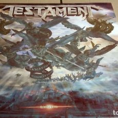 Discos de vinilo: (SIN ABRIR) TESTAMENT -THE FORMATION OF DAMNATION-EDICIÓN LIMITADA- VINILO GATEFOLD. Lote 103092431