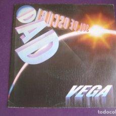 Discos de vinilo: VEGA SG MOVIEPLAY 1981 SOL DE OSCURIDAD/ SI AHORA NO ROCK SINFONICO ANDALUZ - TRIANA - CAI. Lote 218512640