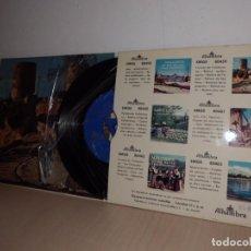 Discos de vinilo: MALLORCA EN SUS BAILES Y SUS CANCIONES-GRUPO BALLS DE MALLOR5CA-ALHAMBRA -1961. Lote 103105591