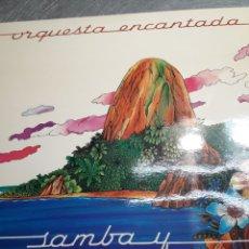 Discos de vinilo: LP ORQUESTA ENCANTADA 1981. Lote 103107635