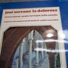 Discos de vinilo: LP LA DOLOROSA 1966. Lote 103109858
