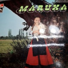 Discos de vinilo: LP DOBLE MARUXA 1969. Lote 103110298