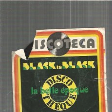 Discos de vinilo: BELLE EPOQUE. Lote 103110323