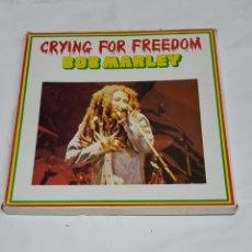 Discos de vinilo: BOB MARLEY , CRYING... Lote 103111920