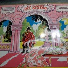 Discos de vinilo: LP LA CANCIÓN DEL OLVIDO 1962. Lote 103112459