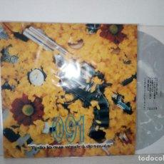 Discos de vinilo: 091 TODO LO QUE VENDRA DESPUES LP 1995 ( LOS PLANETAS, LOS ENEMIGOS, LAGARTIJA NICK..). Lote 103113011