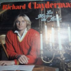 Discos de vinilo: LP RICHARD CLAYDERMAN 1981. Lote 103113019
